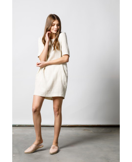 The Beige Salty Dress