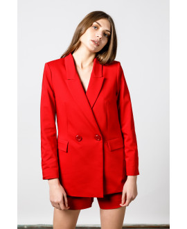 The Red Entrepreneur Jacket