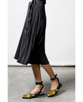 Τhe Black Beach Skirt