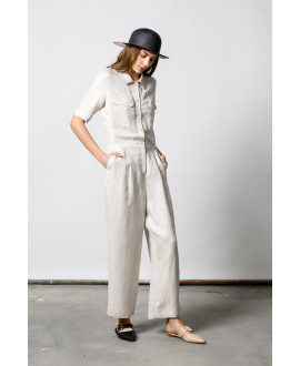 The Urban Safari Jumpsuit