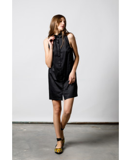 The Black Excursion Dress