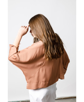 The Mocha Pocketful Shirt