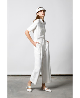 The Chevron Jumpsuit