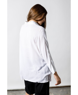 The White Casual Shirt