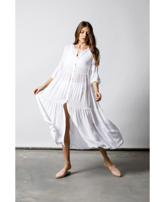 The White Siren Dress