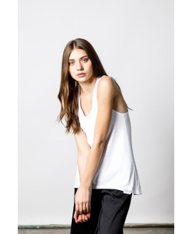 The White Errands Top