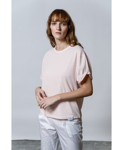 The Easy T-shirt-ROSE