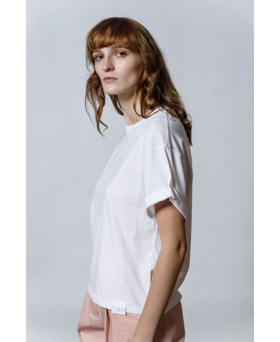 The Easy T-shirt-WHITE