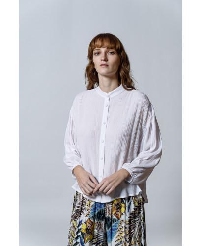 The Slosh Shirt-WHITE