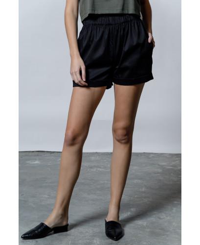 The Loose Shorts-BLACK