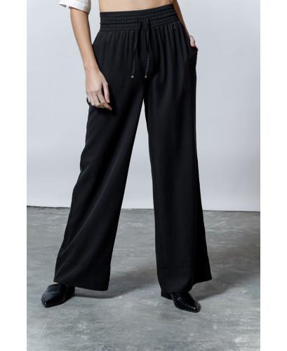 The Passepartout Pants-BLACK