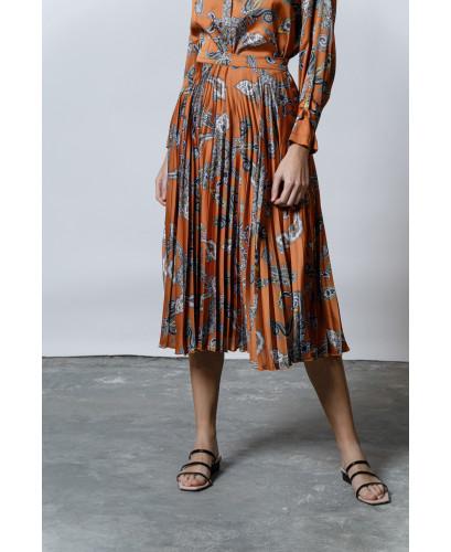 The Paisley Skirt-ALLOVER PRINT