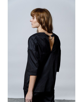 The Bond Shirt-BLACK