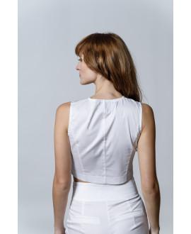 The Uniform Top-WHITE