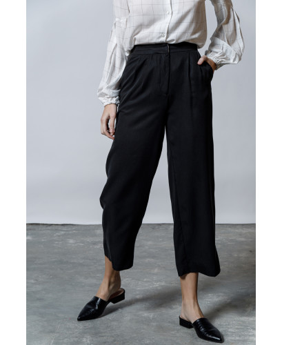 The Chic Pants-BLACK
