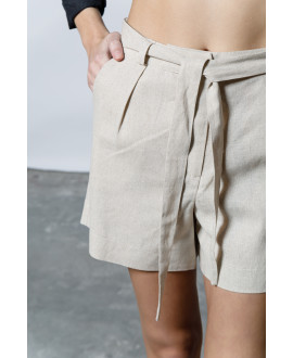 The Sand Shorts-BEIGE
