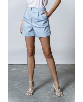 The Leisure Shorts-BLUE