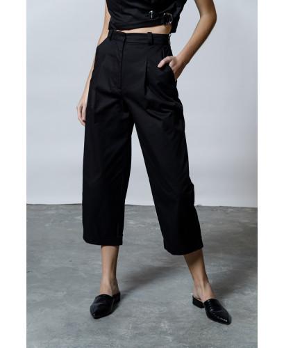 The Islander Pants-BLACK