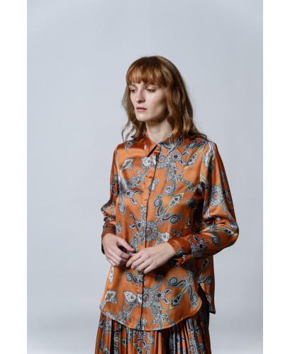 The Paisley Shirt-ALLOVER PRINT
