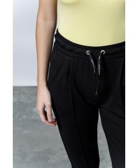 The Workout Pants-BLACK