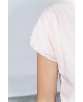 The Logo T-shirt-ROSE