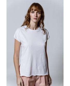 The Logo T-shirt-WHITE