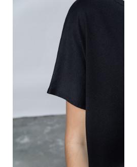 The Comfy T-shirt-BLACK