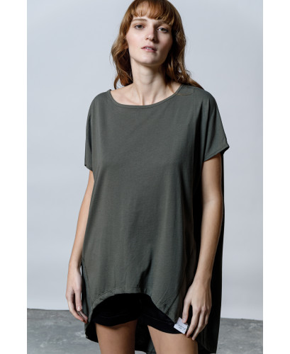 The Comfy T-shirt-KHAKI