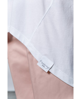 The Comfy T-shirt-WHITE