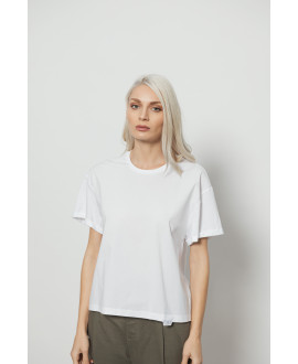 The Bell Top-WHITE
