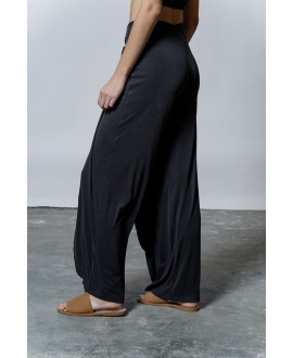The Loose Pants-BLACK