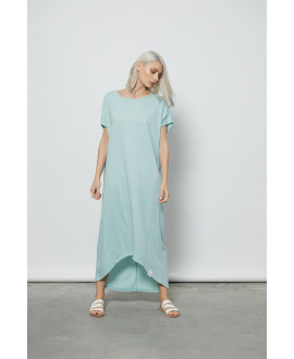 The Sail Dress-MINT