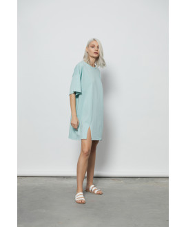 The Swimmer Dress-MINT