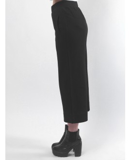 The Black cropped pants