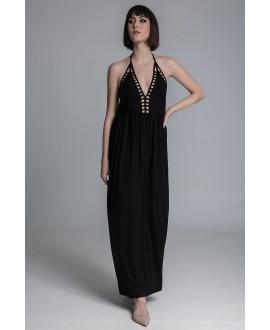 The black seduction dress