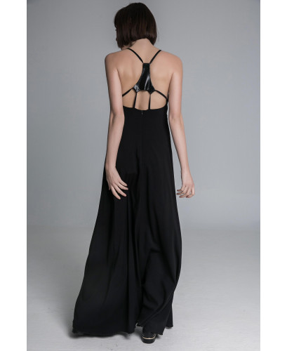 The bat maxi dress