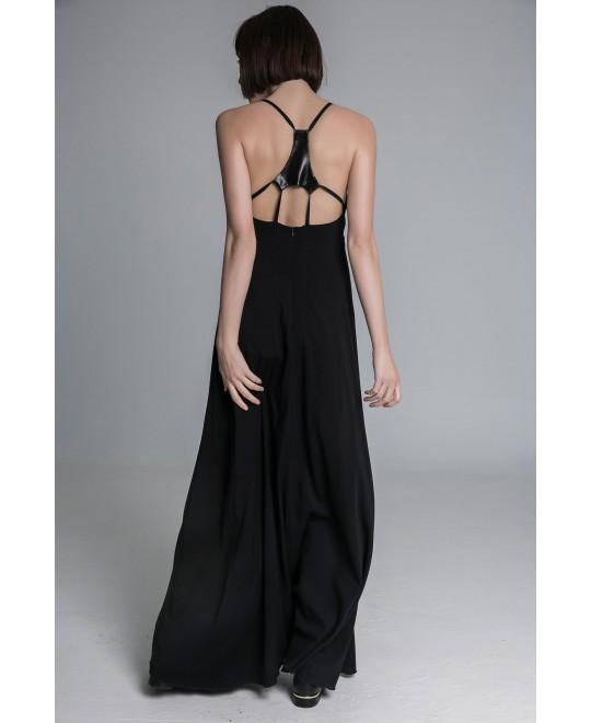 The bat maxi dress