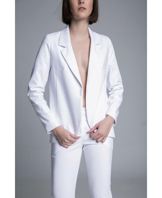 The suit jacket